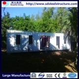 20FT浮遊Foldable生きているAricaの家の容器