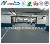 Schalldichter Abnutzungs-Widerstand-Bodenbelag für Garage-Bodenbelag-Oberfläche
