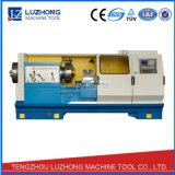 China-herkömmliche Metall-QK1319 CNC-Rohr-Gewinde-Drehbankmaschine