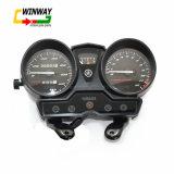 Instrument de la moto Ww-7272, indicateur de vitesse de moto de YAMAHA,