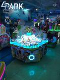 La cápsula de 4 jugadores Gashapon vending máquinas de juego