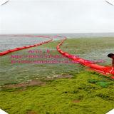 De RubberOlie Gemorste Boom van de Schakelaar ASTM, de Barrière van het Zeewier van Resistanubber van de Olie