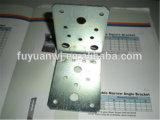 Conector de madera galvanizado sumergido caliente de la madera del corchete del metal