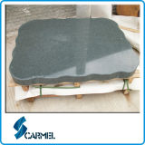 Haut de table en granit vert naturel G612