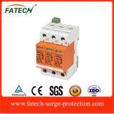 CE, TUV approuvé et CEI 3p+N 60ka 30B+C Surge Protector