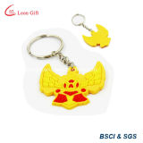 PVC Key Chain, Rubber Keychain LED-Light für Promotion Gift