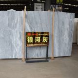 Mattonelle di marmo cinesi grige della lastra di migliore vendita