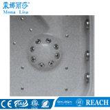 Vasca quadrata esterna della STAZIONE TERMALE di massaggio del blocco cilindri (M-3321A)