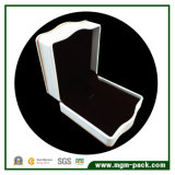 Qualität gekrümmter Plastikschmucksache-Anhänger-Kasten