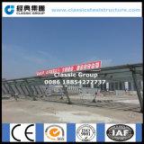 Подгонянные сваривая стальные рамки для станции