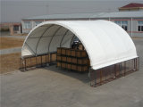 El almacenamiento exterior 20ft Contenedor refugio/tiendas