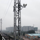 4km Network Thermal PTZ Security Camera