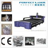 Aço inoxidável laser perfeita de metal de ferro máquina de corte a laser