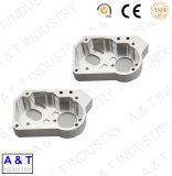OEM en ODM van de hoge Precisie CNC van het Aluminium het Deel van de Machine van het Malen