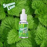 高品質の0ニコチンが付いている自然な香の製品の氷のミントの味Eの液体