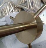 Peça Part- fazendo à máquina do torno do CNC da procissão