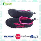 Nylon de nylon colorido e bonito, sapatos Aqua