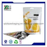 Sacchetto impaccante laminato opaco del di alluminio di stampa della barriera su ordinazione dell'umidità