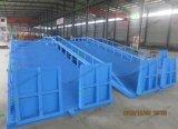 10T Conteneur rampe hydraulique mobile Dock