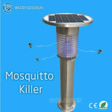 Im Freien angeschaltene Moskito Eleminator Solarmoskito-Solarfalle für Sport