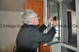 Passives Haus-energiesparender materieller Felsen-Wolle-Vorstand