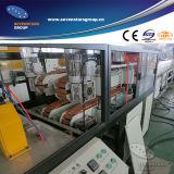 Tubo de PVC doble que hace la máquina / 16-63mm de la línea de extrusión de tubería de PVC