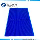 Strato di plastica del policarbonato della parete gemellare Anti-UV per il tetto della costruzione