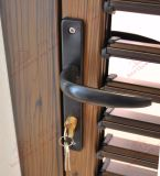 Lumbrera de aluminio de la puerta con los obturadores ajustable (BHA-DC01)