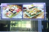 Scatola chiara del bordo del menu a due lati LED per la pubblicità (CDH03-A3X2)