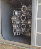 産業ROの水処理のための304ステンレス鋼の蝶弁