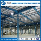 Depósito da estrutura de aço Prefab de luz