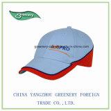 Gorra de béisbol promocional del bordado de Pannels del Normal 6