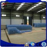 Antisonoro vaciar la construcción prefabricada interior con la grúa