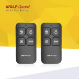 Ios와 Andoird Control를 가진 Wolfguard 3G Video와 WiFi Wireless Home Security Alarm System