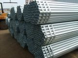 Fábrica Low Price Hot Dipped Galvanized Thread Round Pipe