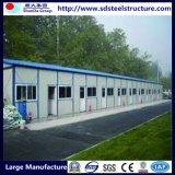 Acero estructural que enmarca la casa prefabricada China para la venta