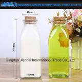 Neuer Entwurf stellen Tee Glasflasche für Getränk und Saft her
