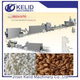 Linha de processamento das bolhas do arroz da certificação do Ce