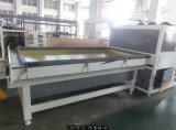 Máquina de imprensa de membrana de vácuo de PVC para fazer porta e gabinete
