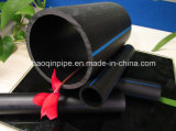 Plastic Pijp 355mm van het Polyethyleen HDPE Pijp voor Watervoorziening