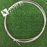 Cuerda de alambre de acero inoxidable de 1*19 AISI316/304