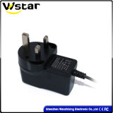 Adaptador da parede da potência do adaptador 12V 1A da C.C. da C.A. da alta qualidade com o adaptador das certificações do UL do FCC do Ce para o uso da tira do diodo emissor de luz