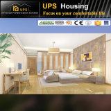 低価格のプレハブの家のための4ベッドルームのセメントサンドイッチパネル
