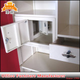 普及した寝室の家具の大きい鋼鉄ワードローブ