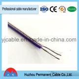 Câble de couleur transparente l'Orateur2*2,5 mm2/Ningbo Port de Shanghai