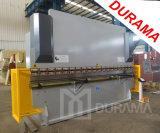 Hydraulische verbiegende Maschine mit Estun E200p Zweiachsen-CNC-Controller, Durama