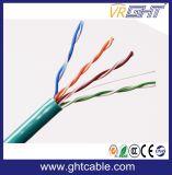 RoHS屋内UTP Cat5eネットワークケーブル