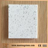 Сляб кварца белого цвета сверкная кристаллический белый