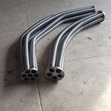 Manguito acanalado anular del metal flexible del acero inoxidable con temperatura alta