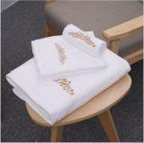 De promotie van het Katoenen van Badhanddoek Witte 100% van 100% Handdoek Strand van het Hotel